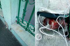 Силовики задержали возможных минеров офиса в Киеве