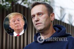 Из-за отравления Навального Трамп может ввести санкции против РФ – The Wall Street Journal