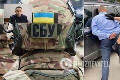 В Тернополе на миллионной взятке погорел чиновник ДФС. Фото