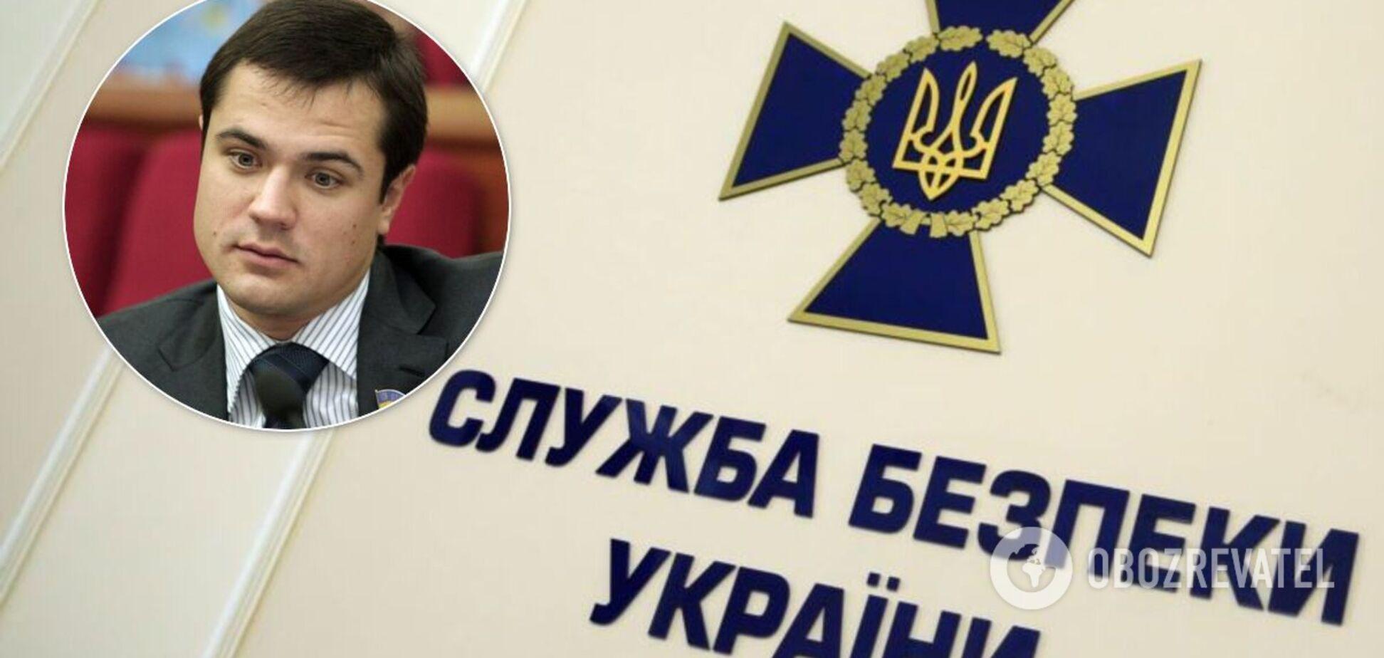 Комарницький ''допитав'' слідчого СБУ