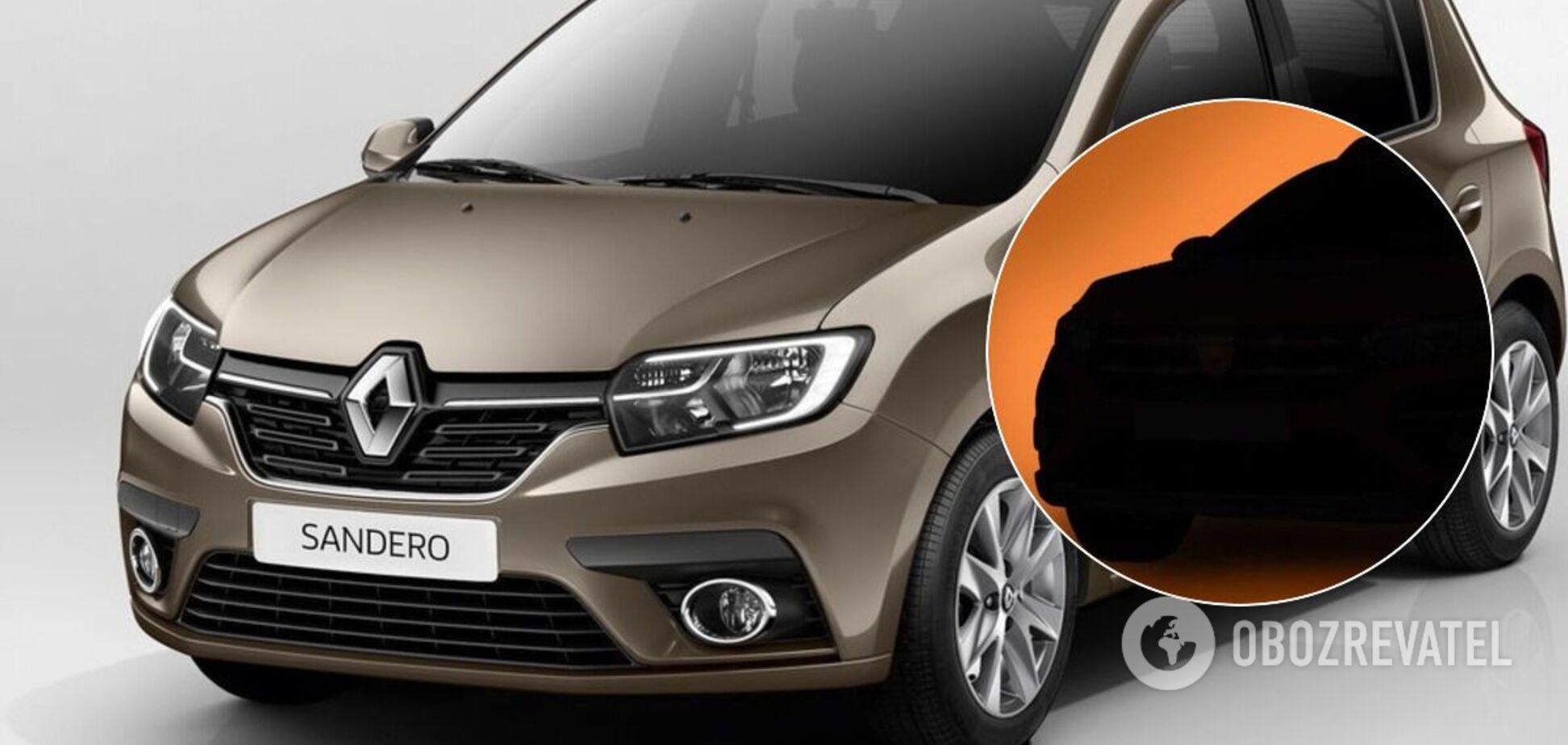 Компанія Renault вперше показала нові Sandero і Logan