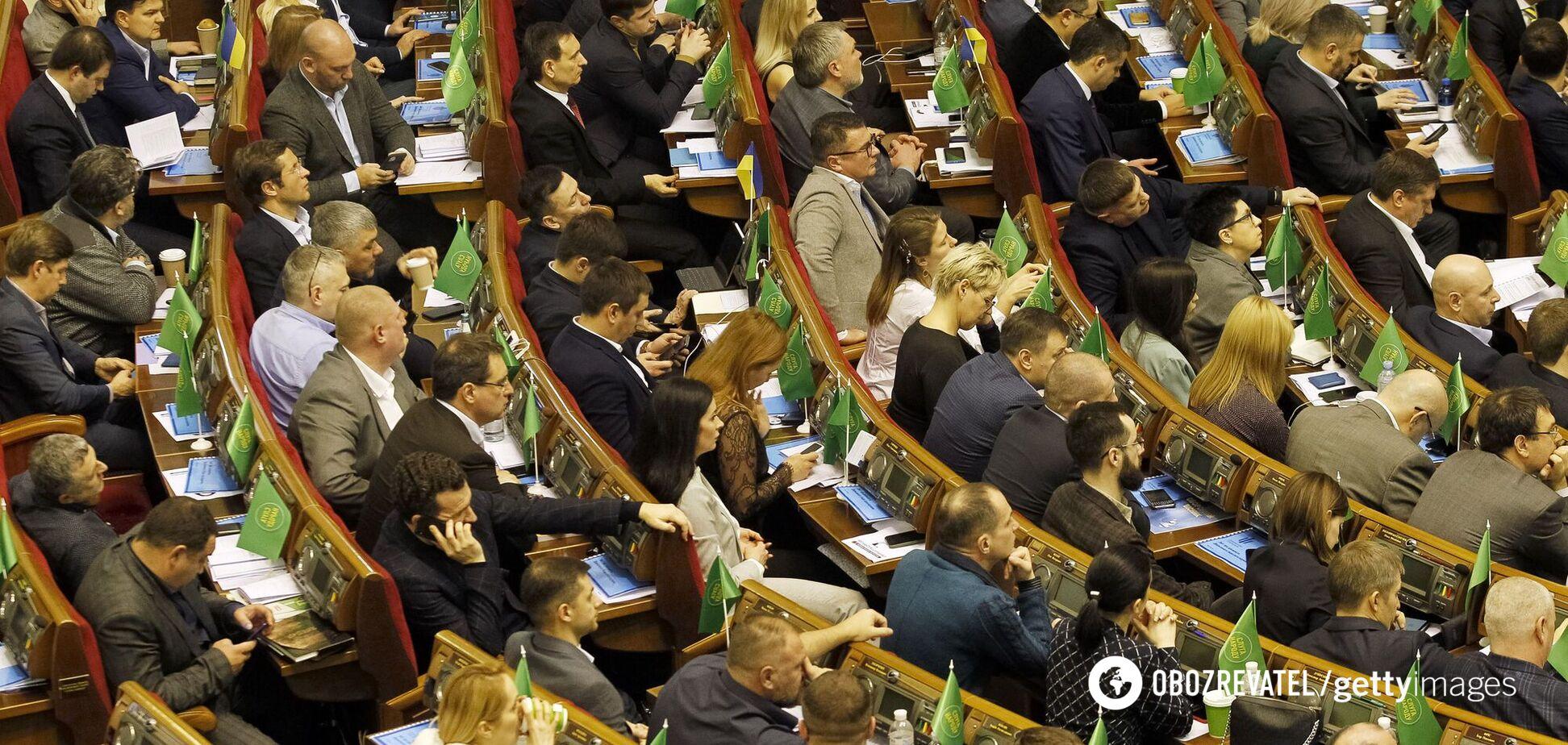 Про 'чесних, дурних і хитрозроблених' депутатів ВР