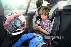 Перевозка детей в машине: какие существуют правила и штрафы за нарушения