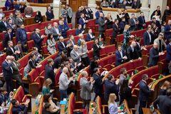 Во фракции 'Слуга народа' в ВР высказали недовольство списками на местные выборы