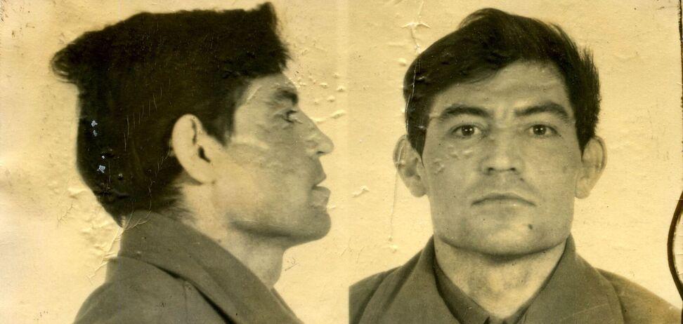 Василь Стус під час першого арешту, 1972 рік