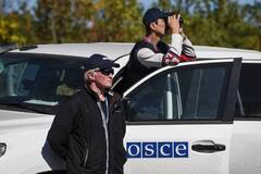 ОБСЕ за сутки засекла десятки нарушений перемирия на Донбассе