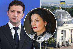 Климпуш-Цинцадзе: монобольшинство боится Зеленского, а Рада абсолютно аморфная