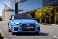 Audi A3 Sportback обзавелся гибридной версией