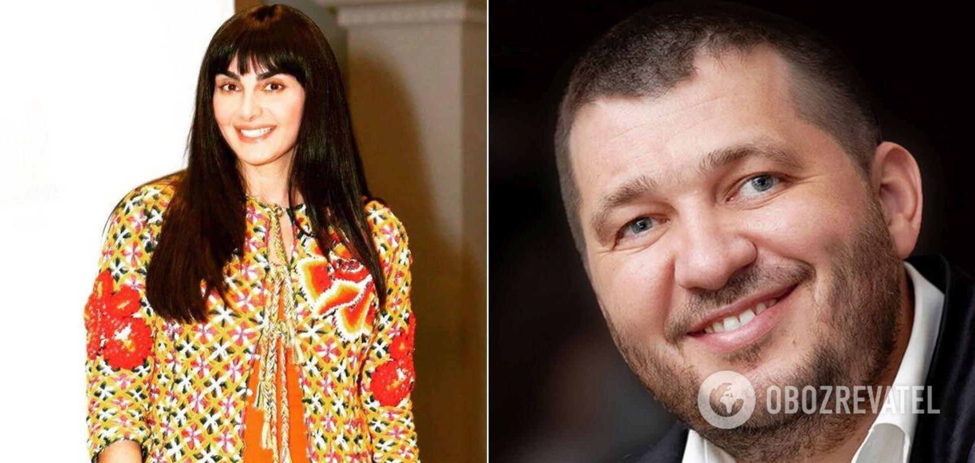 Леа Домини и Александр Грановский
