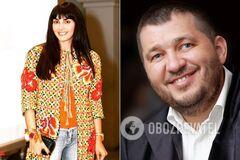 Леа Доміні і Олександр Грановський