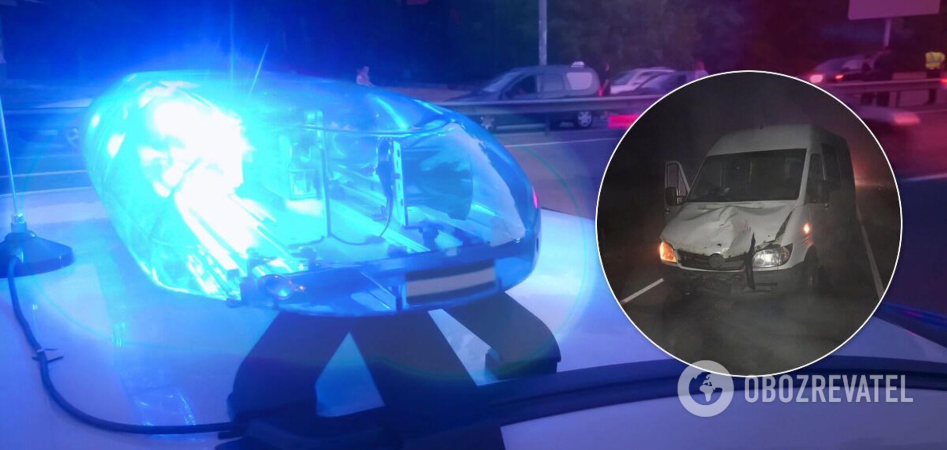 Поліція відкрила кримінальне провадження за фактом аварії