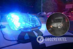 Полиция открыла уголовное производство по факту аварии
