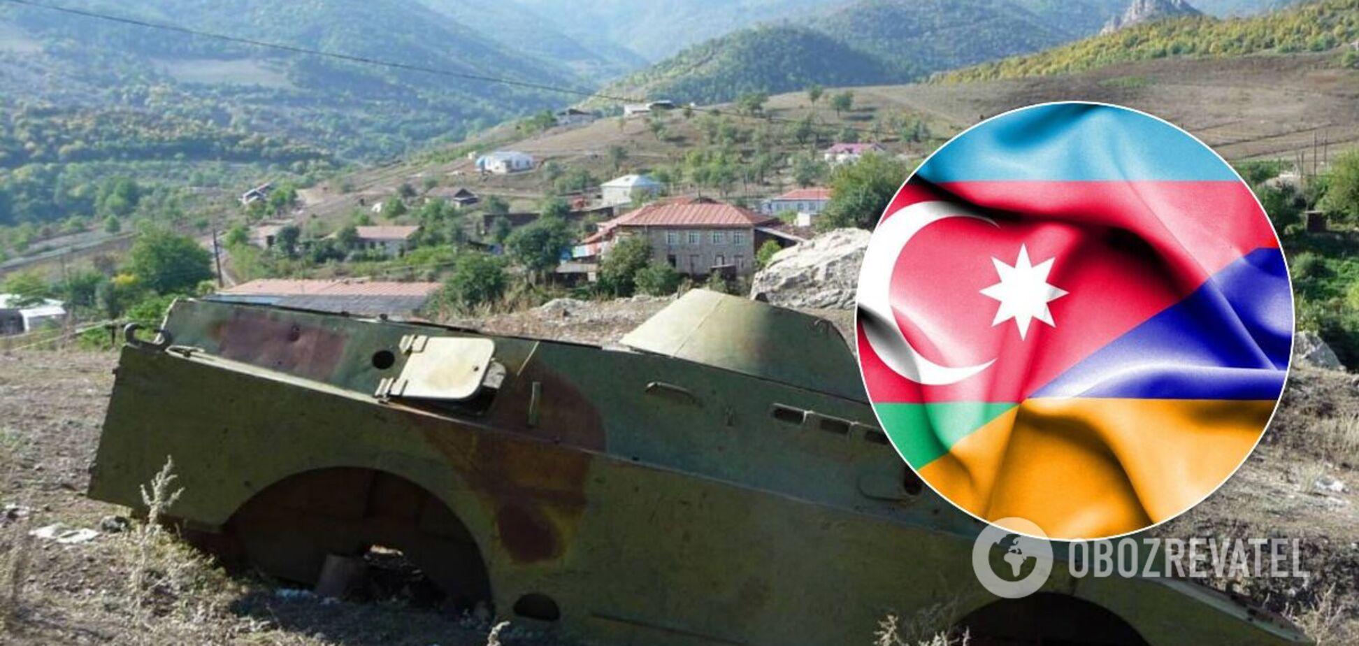 Конфликт между Арменией и Азербайджаном