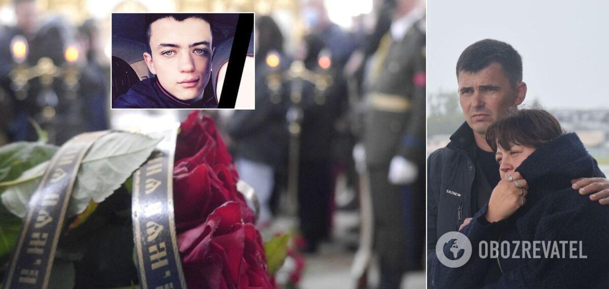 Віталій Вільховий загинув в Ан-26 під Чугуєвом