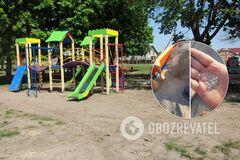 Туренко оскандалился пиаром на песочницах