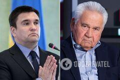 Климкин прокомментировал скандал с Фокиным