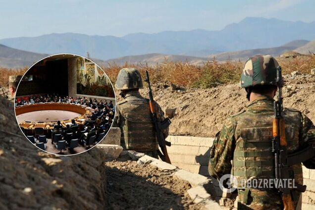Бої в Карабасі: під удар потрапило військове керівництво Вірменії, ЄСПЛ звернувся до сторін