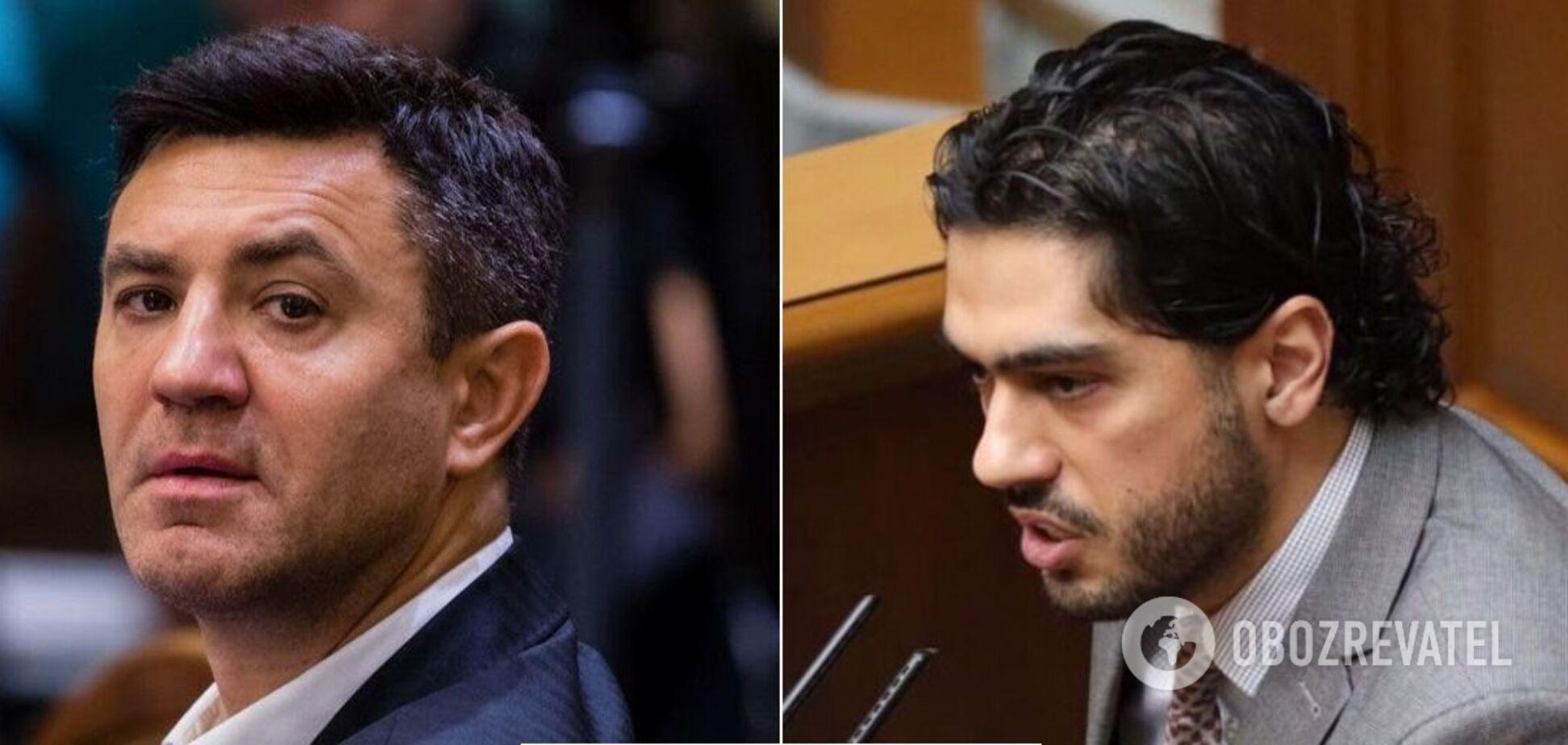Лерос обвинил Тищенко и Ко в подготовке покушения на него: его в ответ назвали 'предателем'