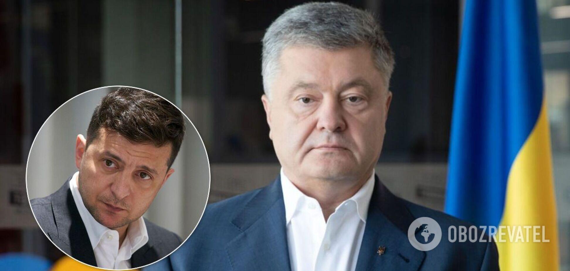 Украинцы считают партию Порошенко главной оппозицией к 'слугам' – опрос