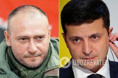 Ярош звернувся до Зеленського з пропозицією очолити українську делегацію в ТКГ