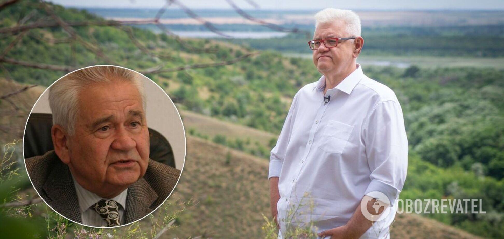 Сергій Сивохо підтримав Вітольда Фокіна