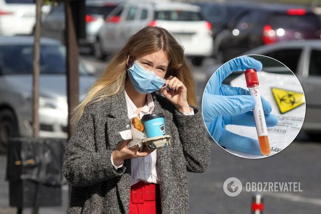 В Украине установлен рекорд по коронавирусу