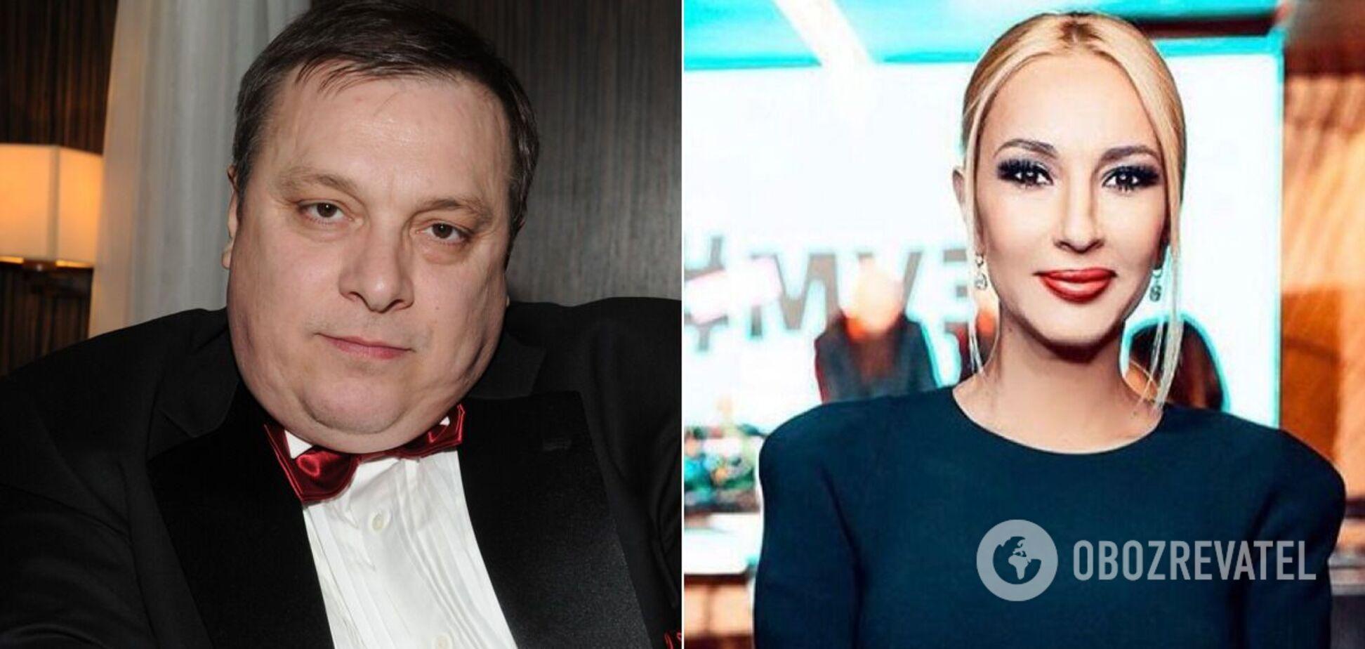 Андрей Разин и Лера Кудрявцева
