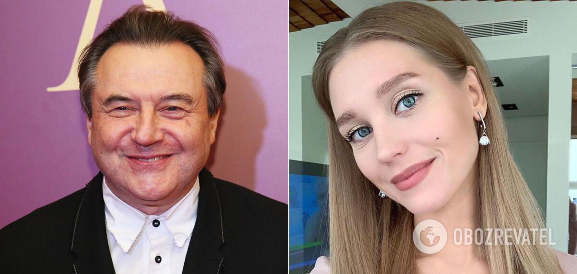 Олексій Учитель і Христина Асмус
