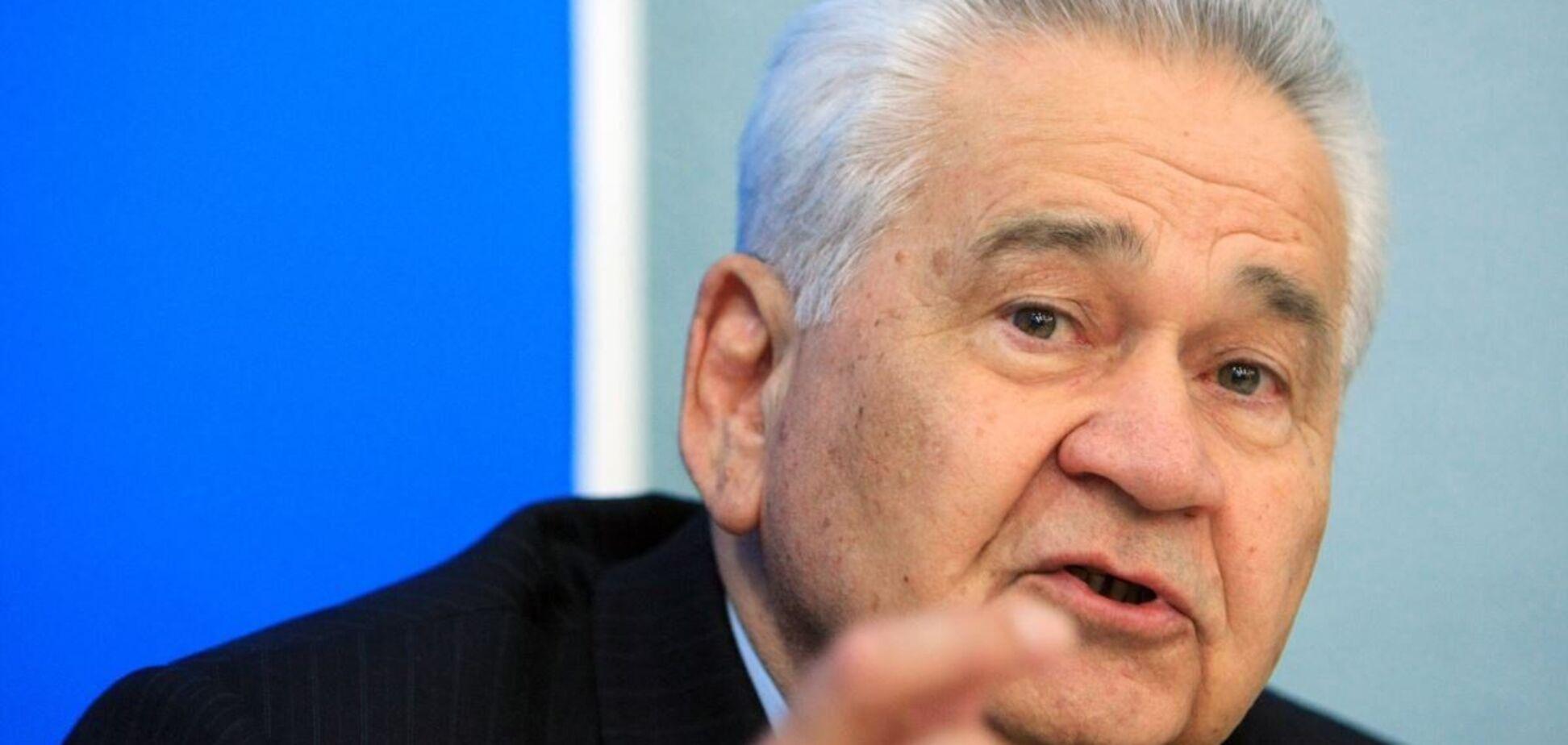 Витольд Фокин заявил, что не видит войны между Россией и Украиной