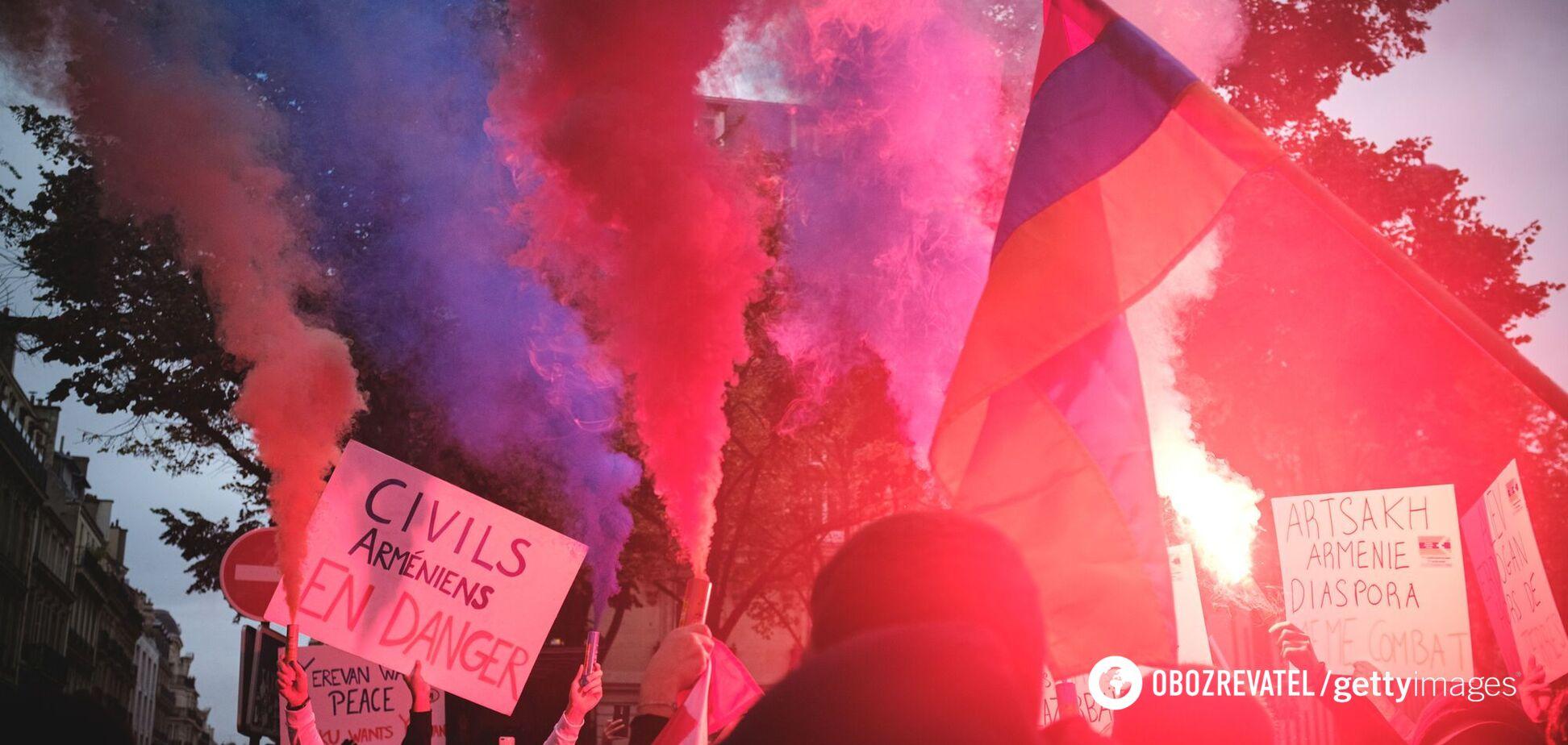 Война в Нагорном Карабахе: информационное противоборство Армении и Азербайджана