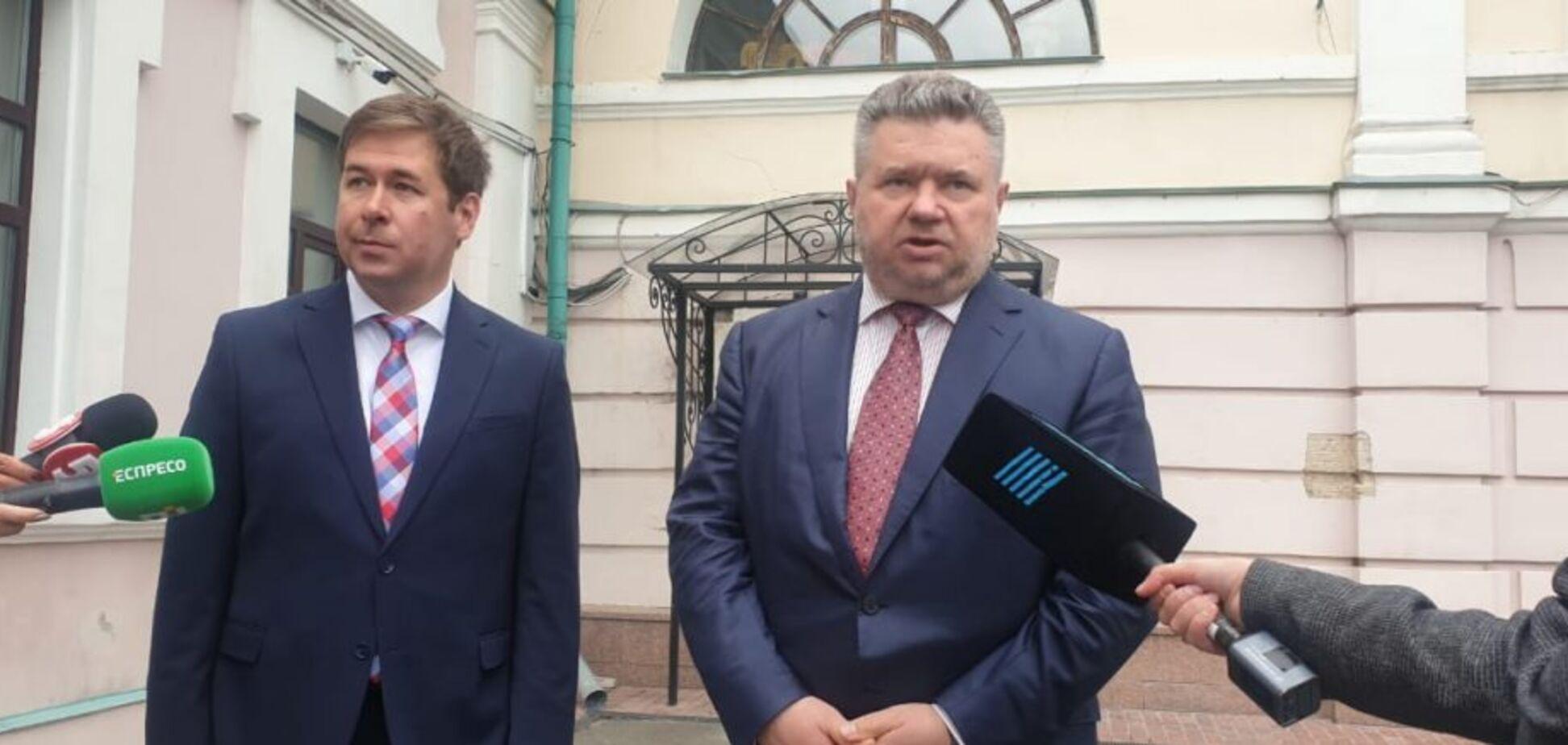 Головань сообщил о начале расследования нападения на Музей Гончара. Фото: Европейская Солидарность