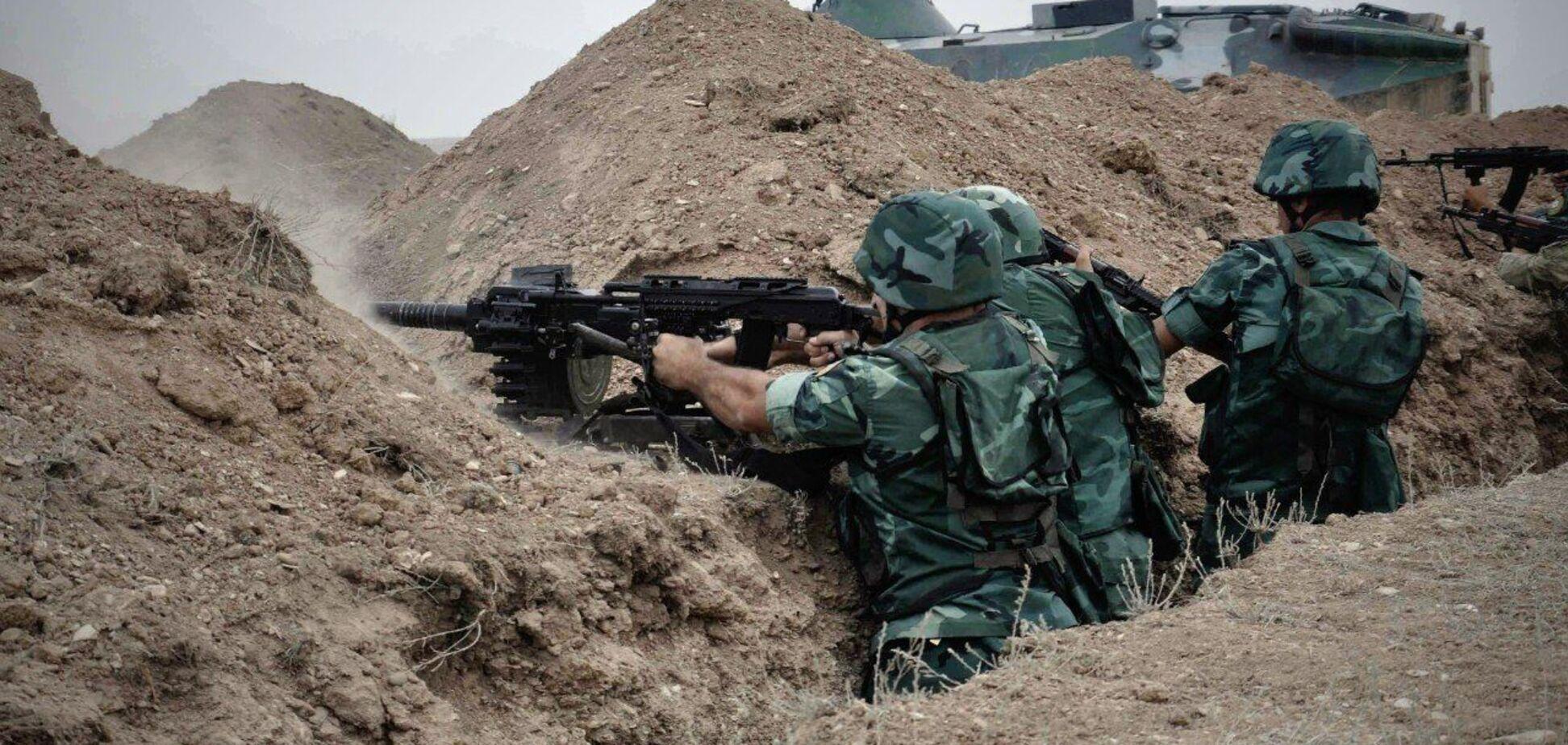 В Нагорном Карабахе продолжились бои между Азербайджаном и Арменией