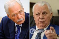 Кравчук різко відповів Гризлову на засіданні ТКГ