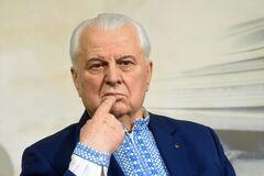 Кравчук зазначив, що РФ не сприяє миру на Донбасі