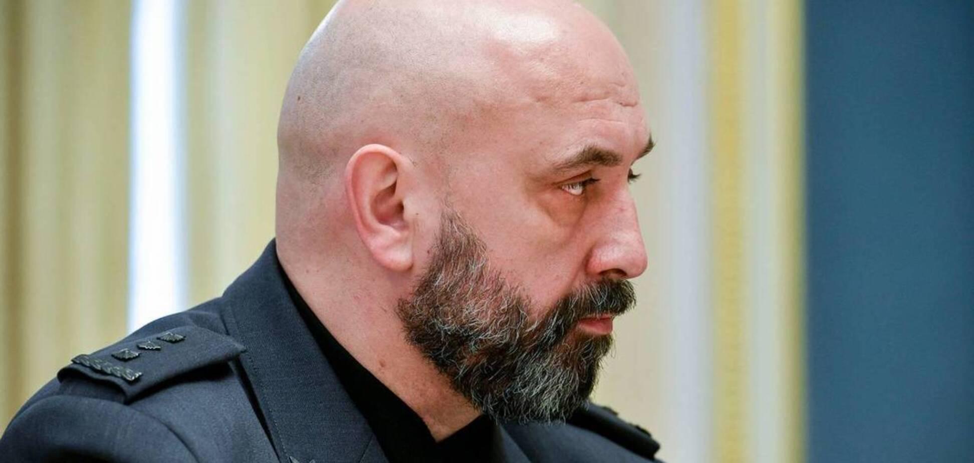 Кривонос виступив з різкою заявою про висловлювання Фокіна