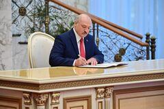 Украина не считает Лукашенко легитимным президентом