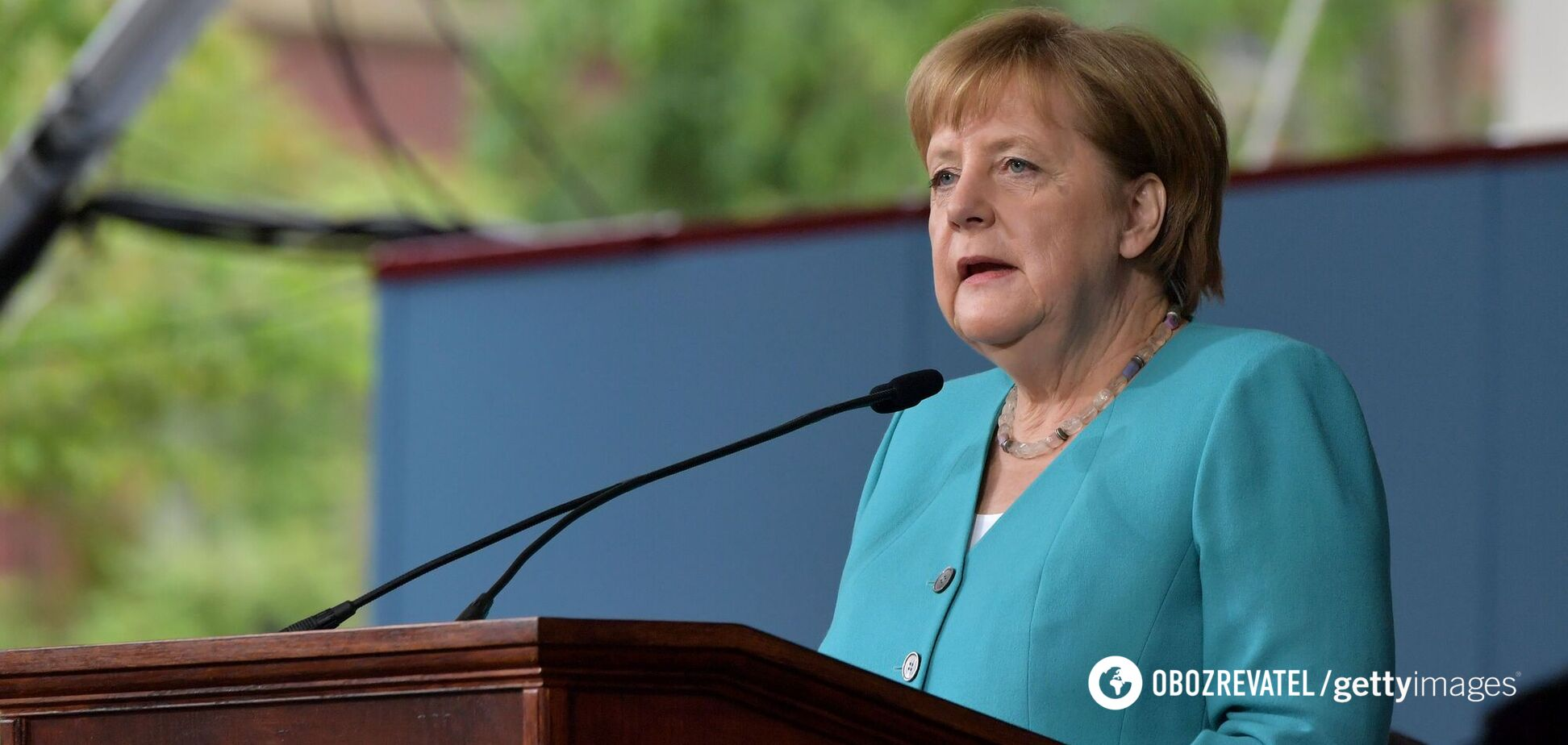 Меркель оголосила про нові обмеження через COVID-19