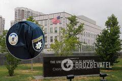 У Києві загинула співробітниця посольства США