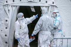 Врач из Израиля: в конце октября Украину ждет пик заражений коронавирусом