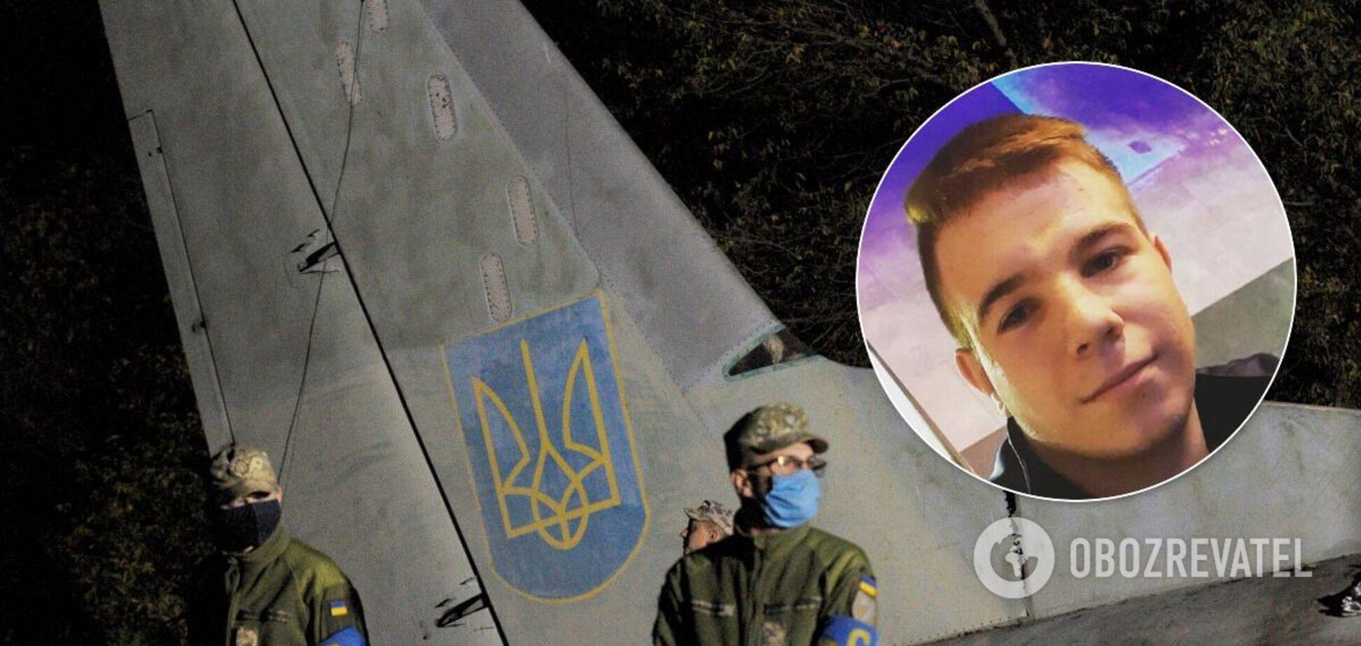 В'ячеслав Золочевський розповів про катастрофу Ан-26