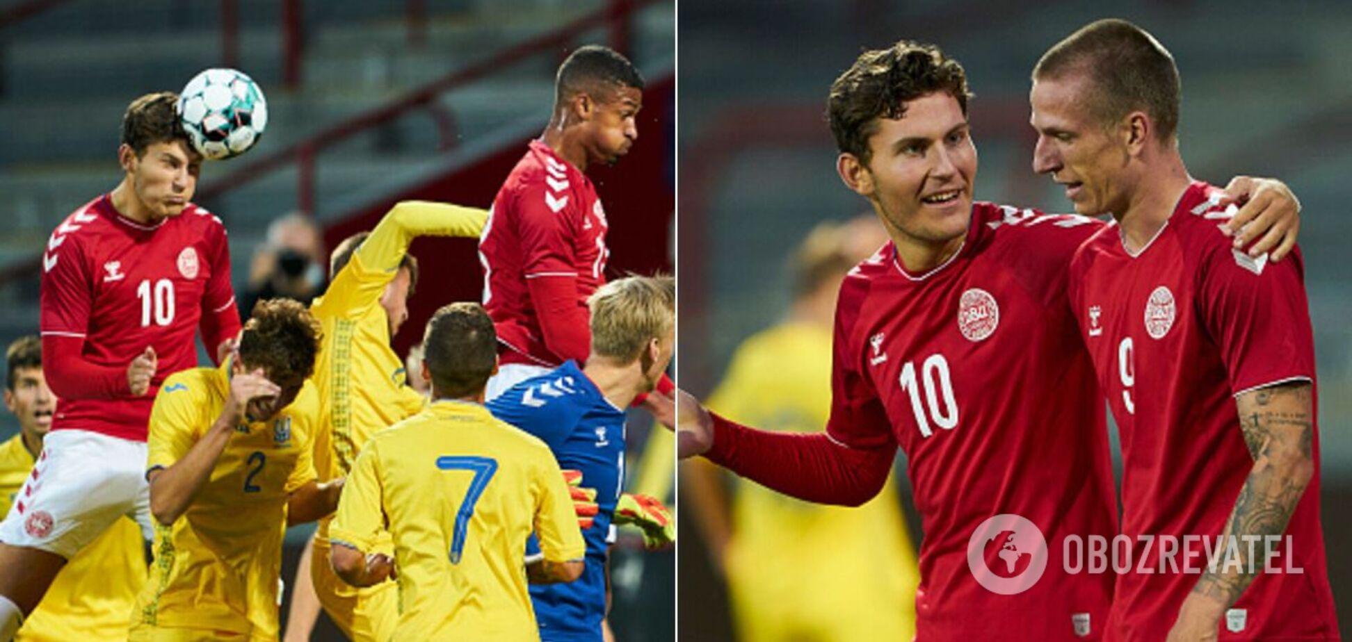 Дания - Украина