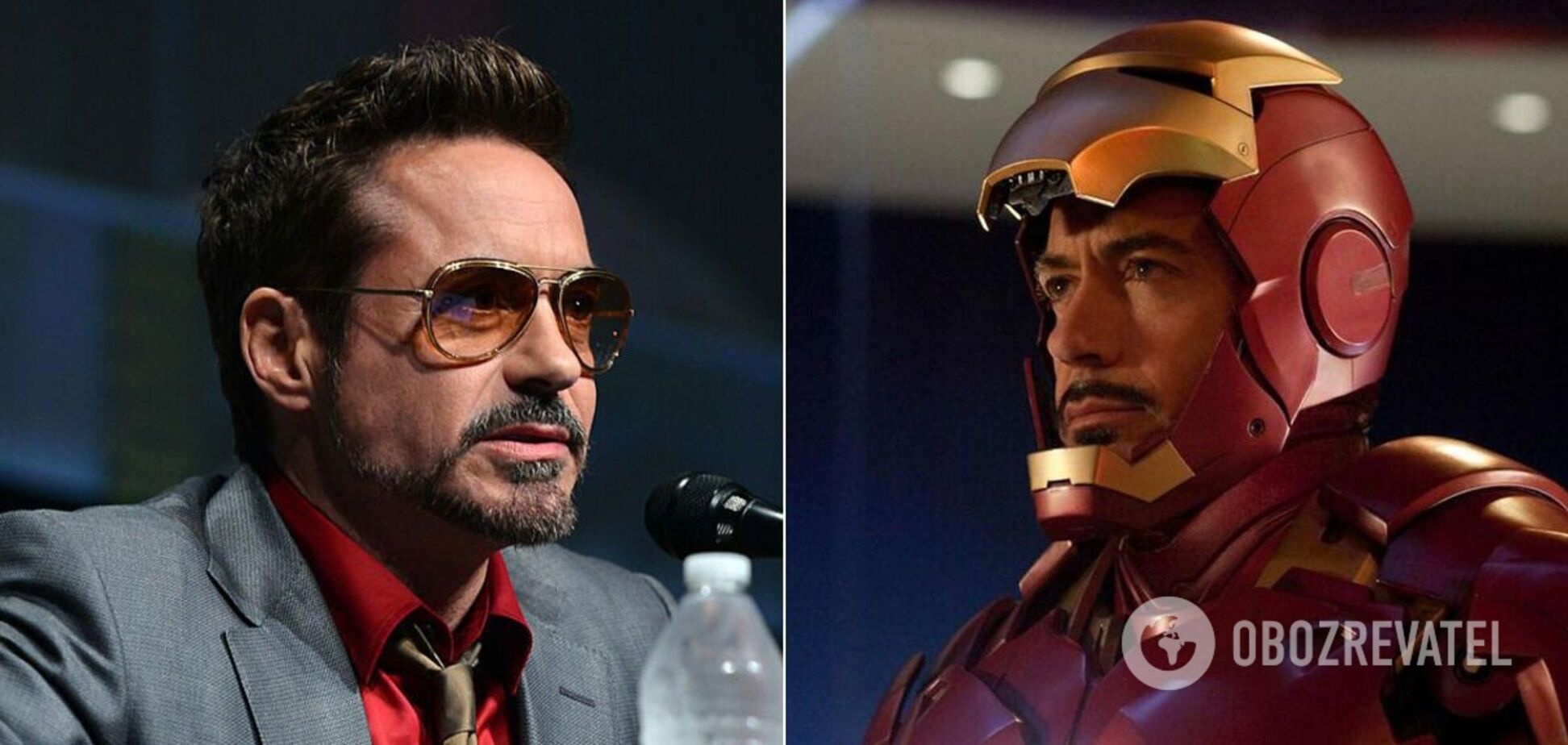 Роберт Дауні-молодший заявив про відхід із кіновсесвіту Marvel