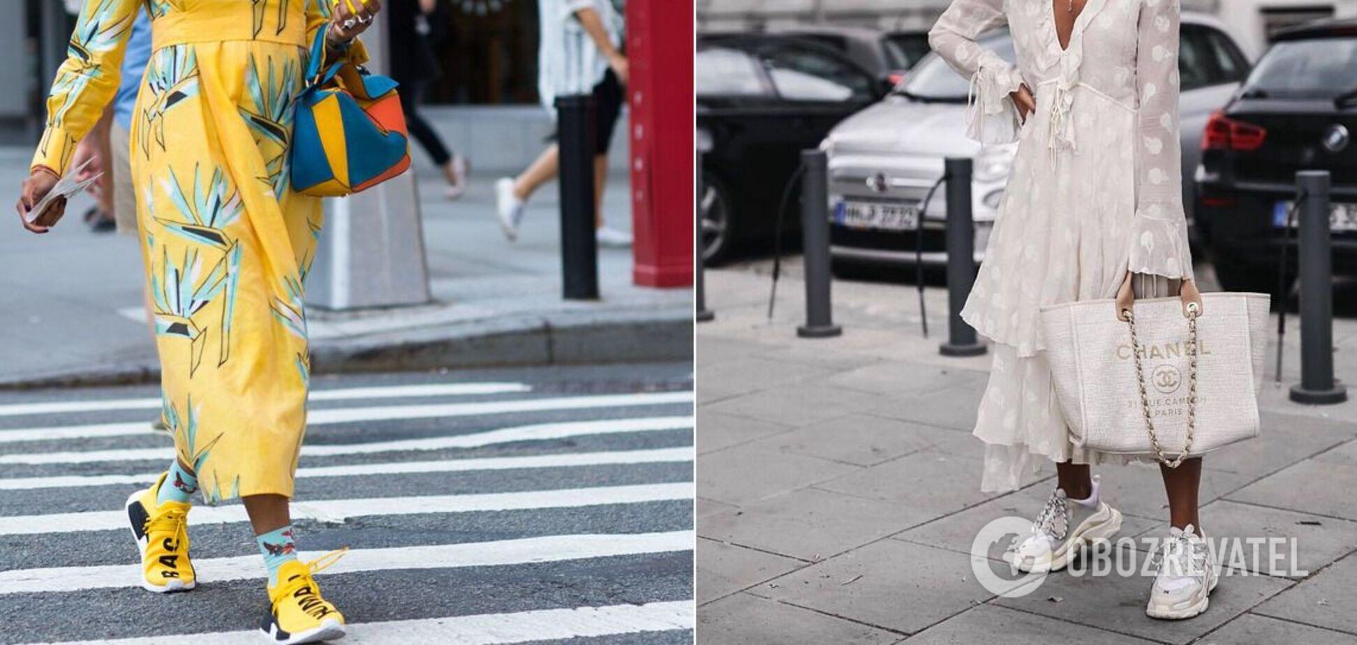 Названы кроссовки, которые будут модные осенью 2020