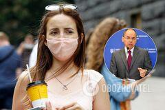 Коронавирус в Украине: Степанов озвучил статистику