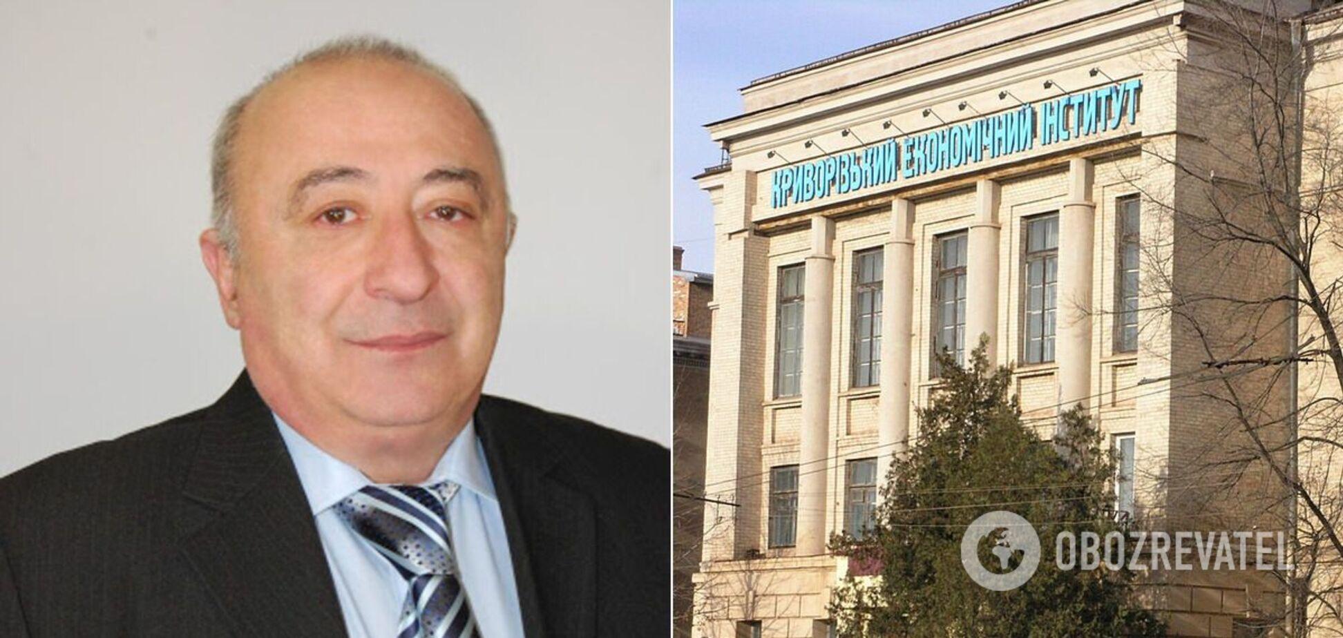 Професор, доктор технічних наук Олександр Зеленський