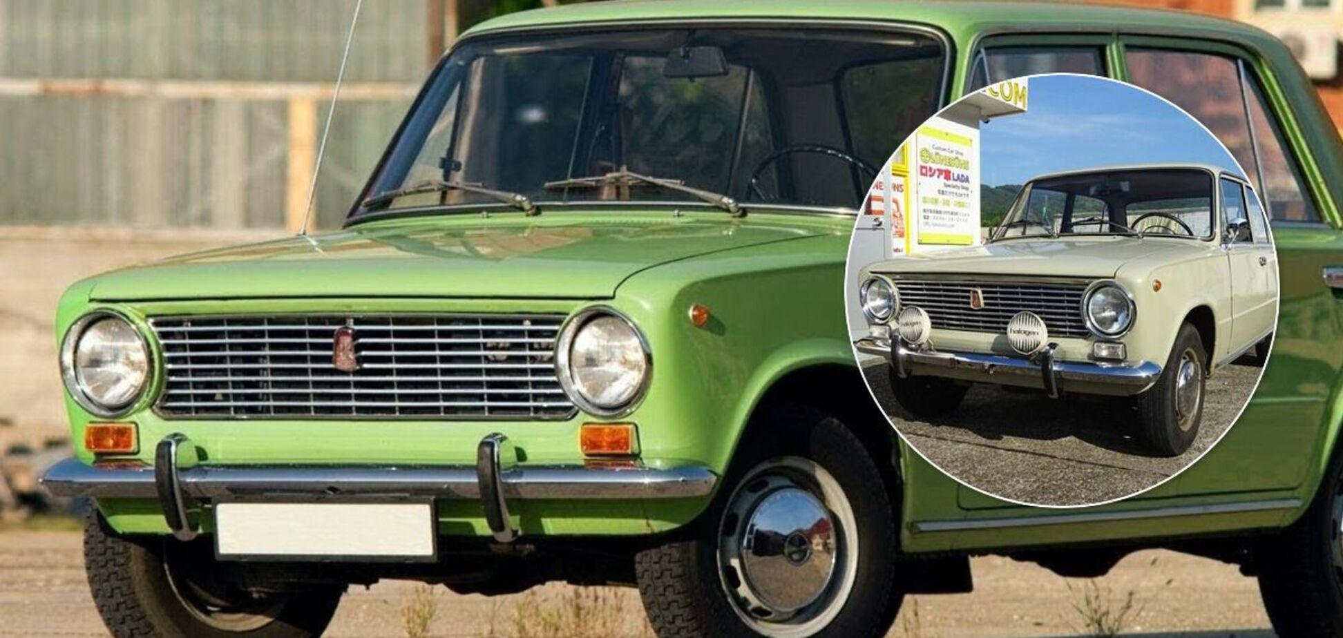 ВАЗ-2101 продают за $20 000