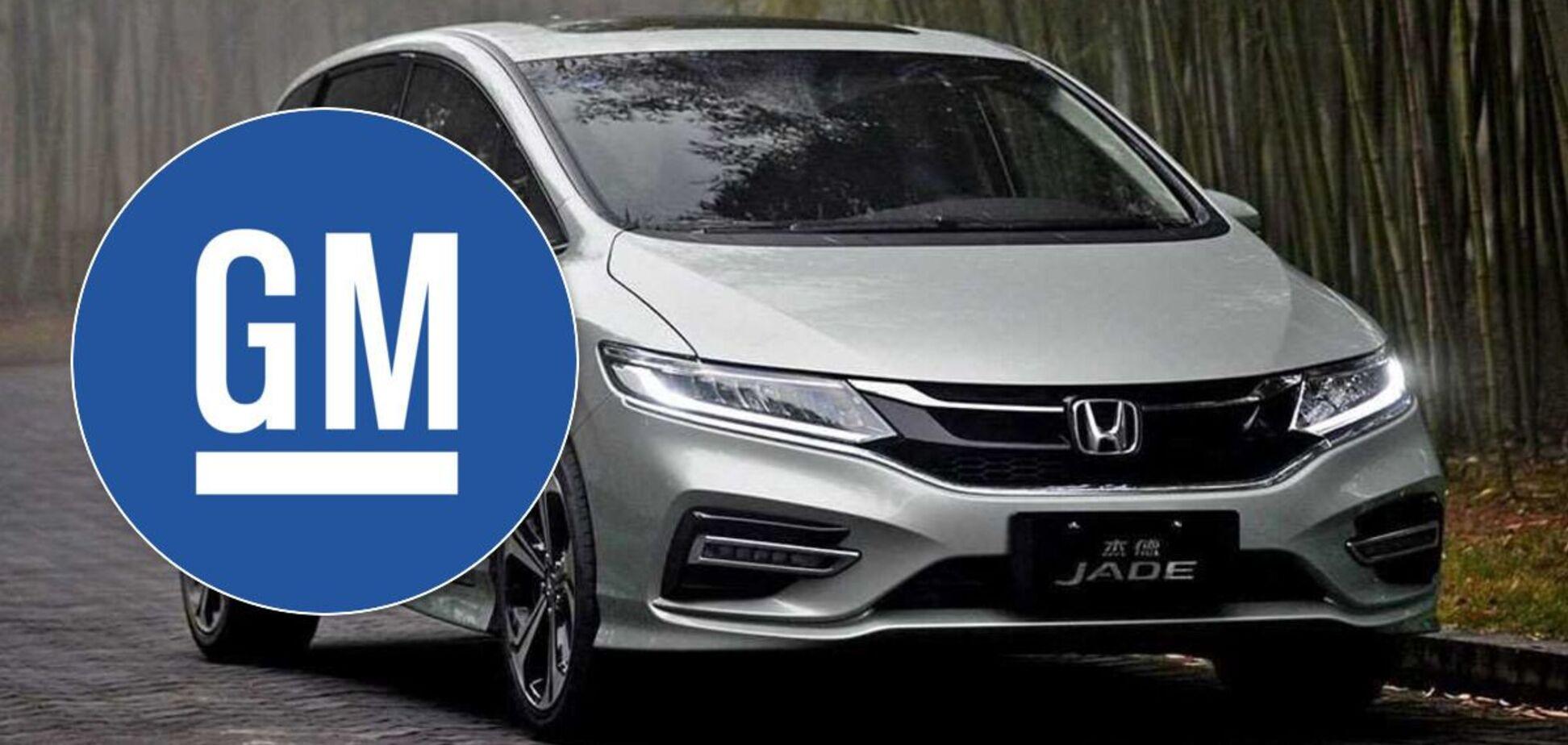 Honda и General Motors решили объединить усилия в разработке