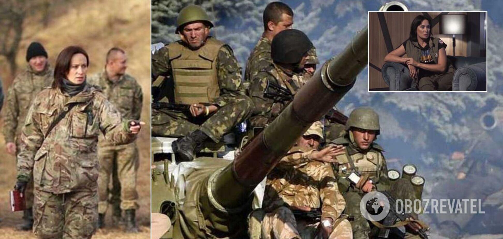 Маруся Зверобой: нормальные люди не пойдут защищать Украину