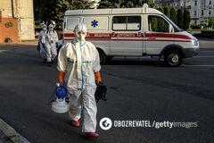 В Украине осенью больных COVID-19 за день может быть 6 тыс., в целом – 330 тыс. – прогноз эпидемиолога