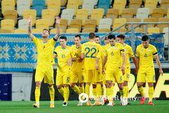 Украина обыграла Швейцарию